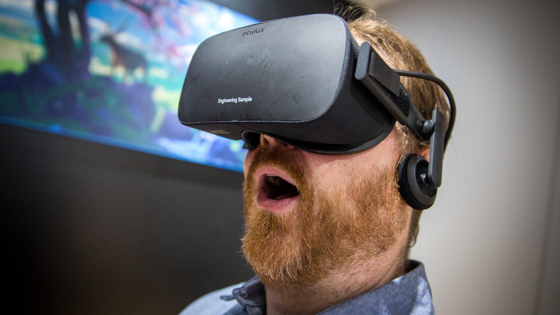Avant première: Développement de projets pédagogiques en réalité Virtuelle avec l'Oculus Rift CV1