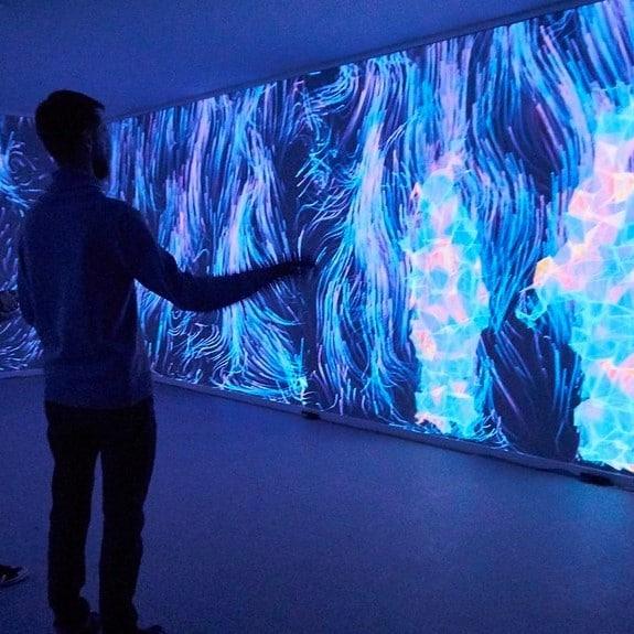 artinteractif1 Qu'est-ce que l'art interactif ?